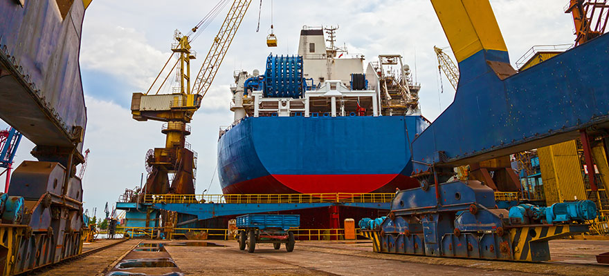 Harris Pye Begins Work on Kishorn Port Dry Dock Gates